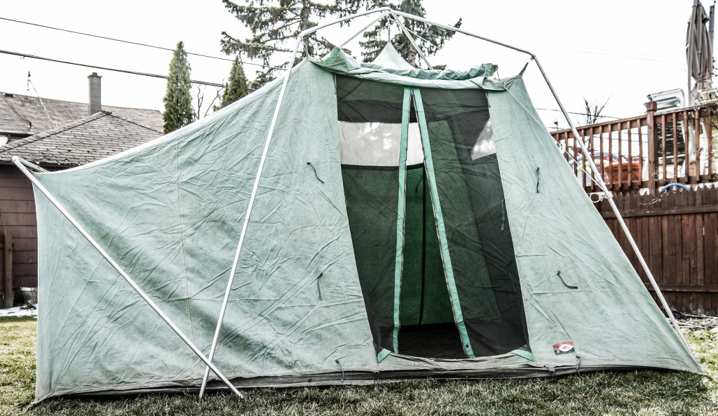 & cleaning and treatment of vintage canvas tents - AR15.COM